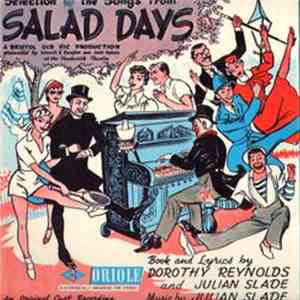 """Salad Days"" Original Cast - Salad Days"